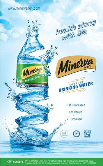 Minerva Packaged Drinking Water