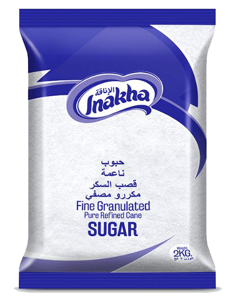 Inakha Sugar Transparent Pouch
