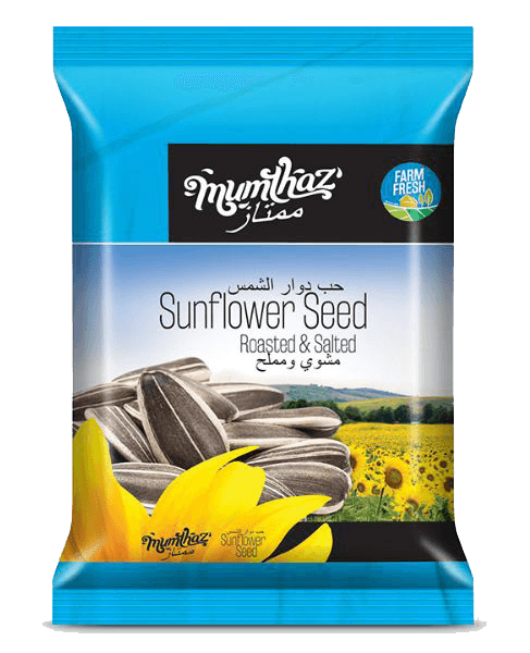 Munthaz Sunflower Rosted Salted pouch