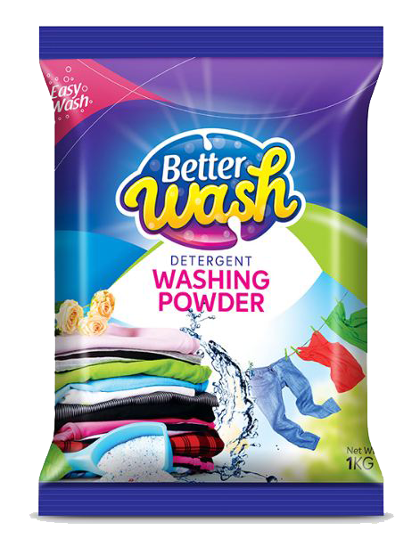 Better Wash Washing Powder