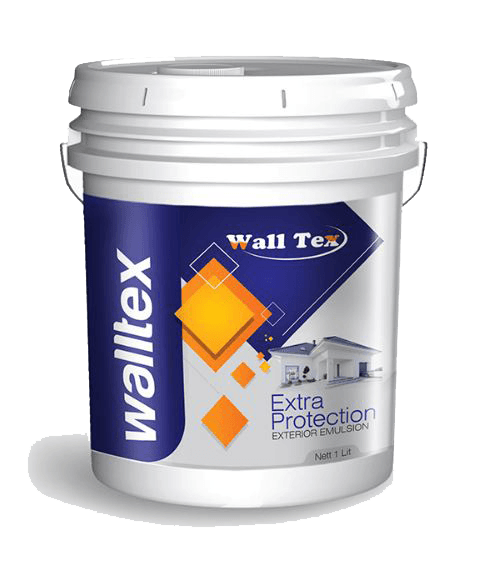Walltex Extra Protection Paint Bucket Design