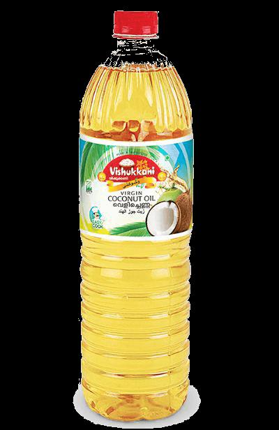 Vishukkani Coconut Oil Bottle