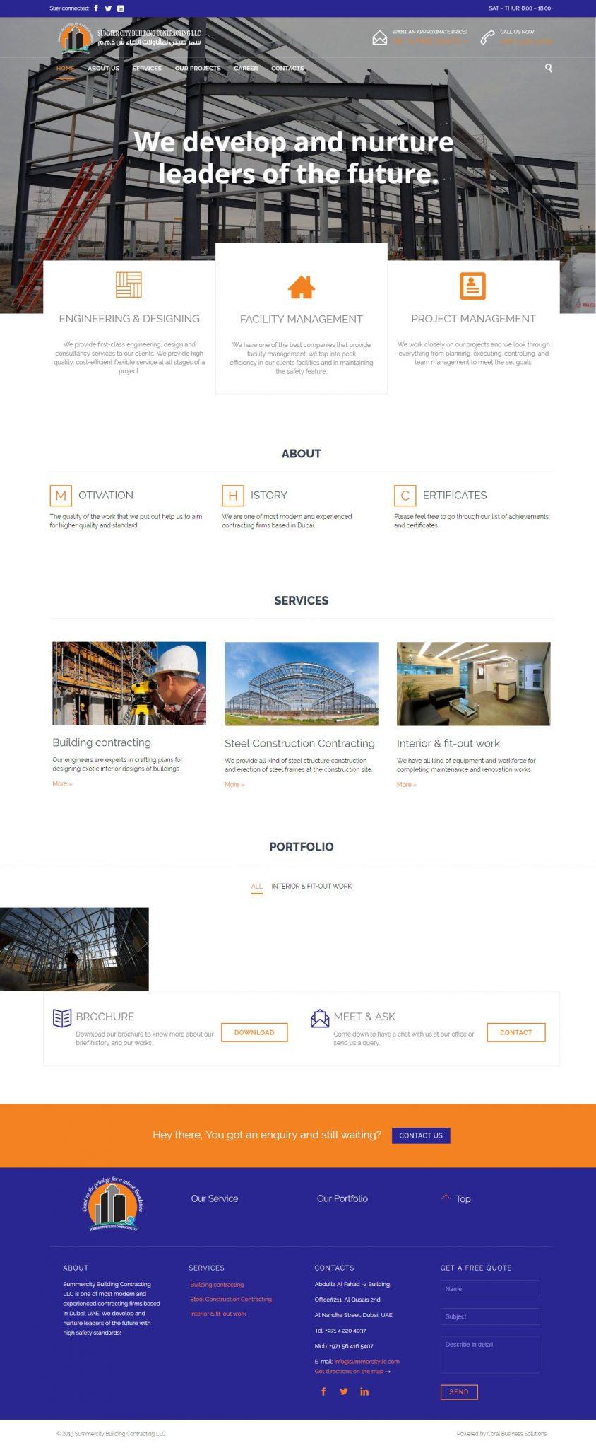 Summercity Building Contracting LLC 1