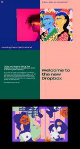 Best design in website design